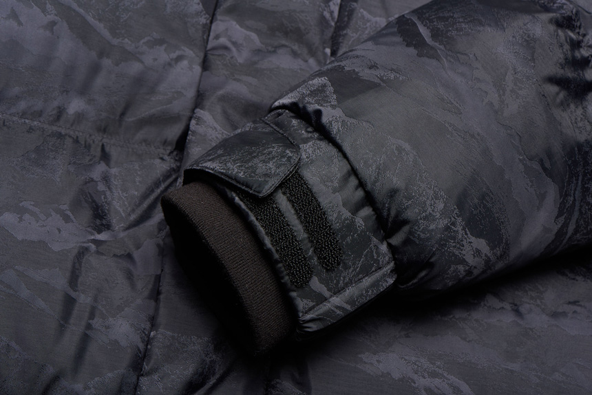M히말라야벤치다운자켓(공용)